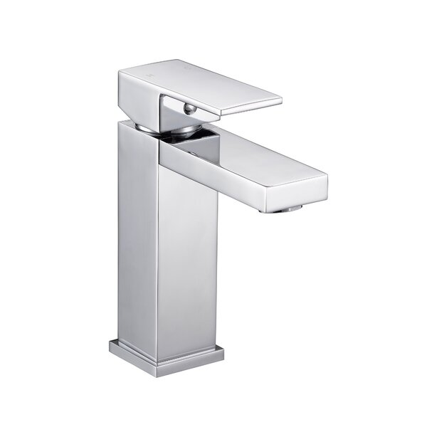 Unity Single Hole Bathroom Faucet by Safavieh