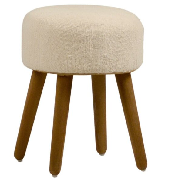 Cuthbertson Accent Stool by George Oliver