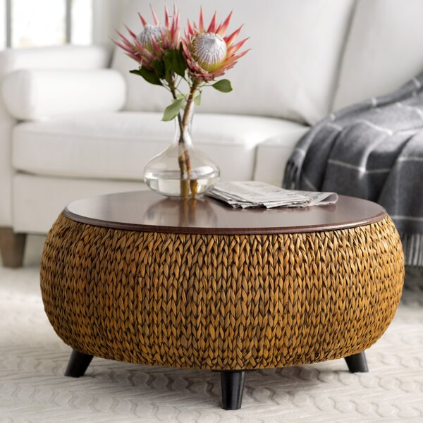 Nobles Coffee Table by Beachcrest Home