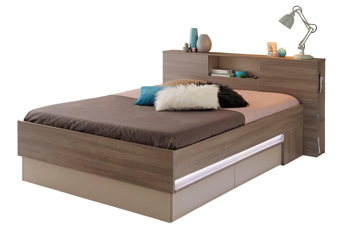 Full platform bed frame - Default_name