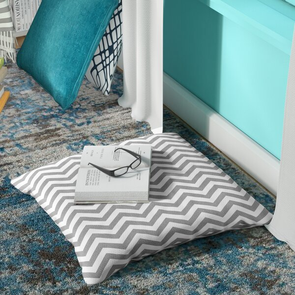 Manuela Indoor/Outdoor Floor Pillow by Zipcode Design
