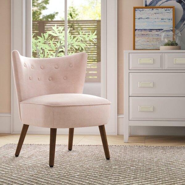 Fairman Slipper Chair by Wrought Studio