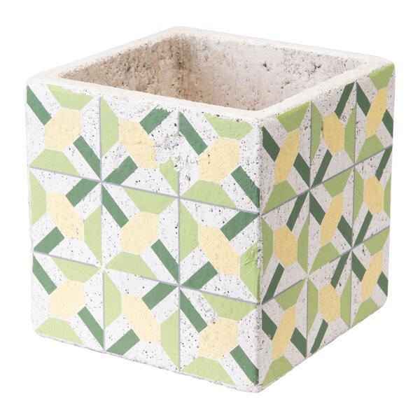 Ruiz Flower Ceramic Pot Planter by Wrought Studio