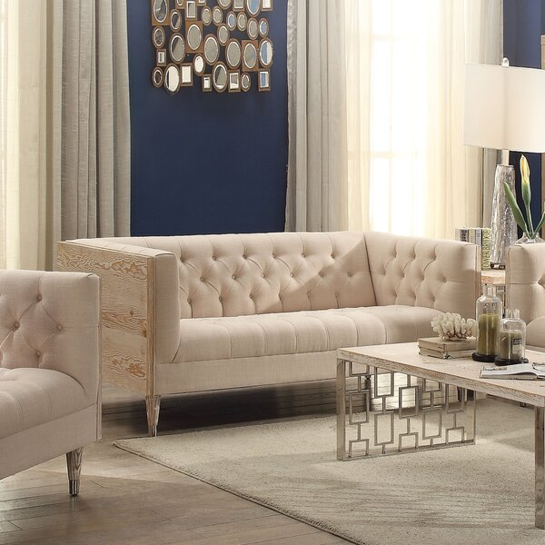 Misael Loveseat By Everly Quinn
