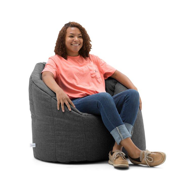 Pleasing Big Joe Lux Bean Bag Chair Caraccident5 Cool Chair Designs And Ideas Caraccident5Info