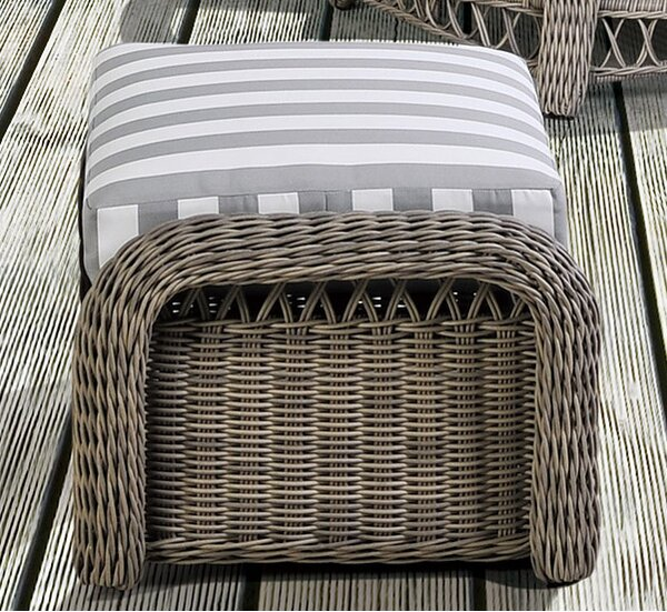 Britt Ottoman with Cushion by Ophelia & Co.