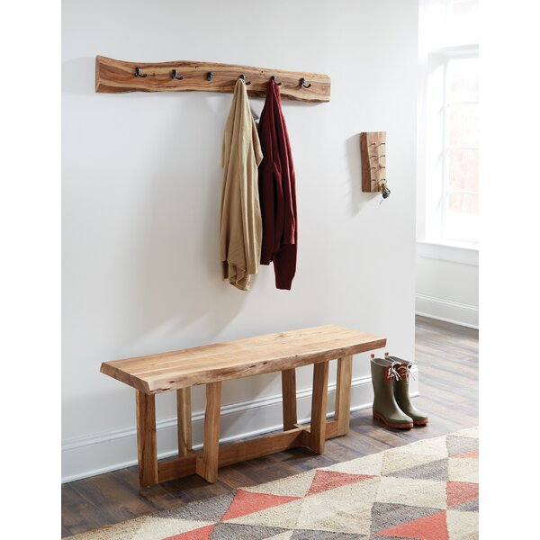 Beyers Wood Bench by Foundry Select