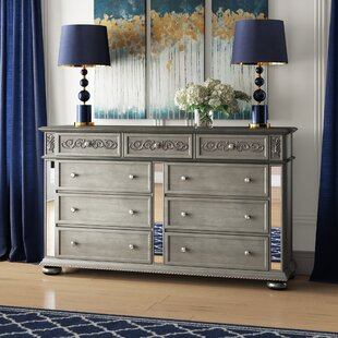 Mcdermott 9 Drawer Dresser by House of Hampton