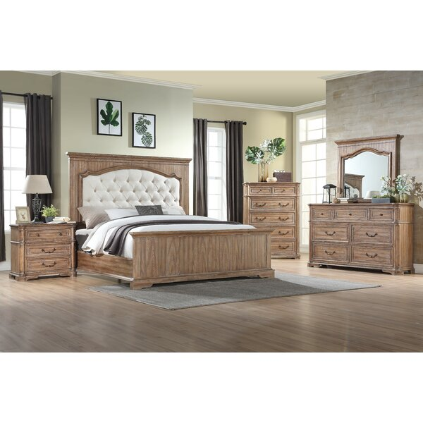 Beckey Standard Configurable Bedroom Set by Canora Grey
