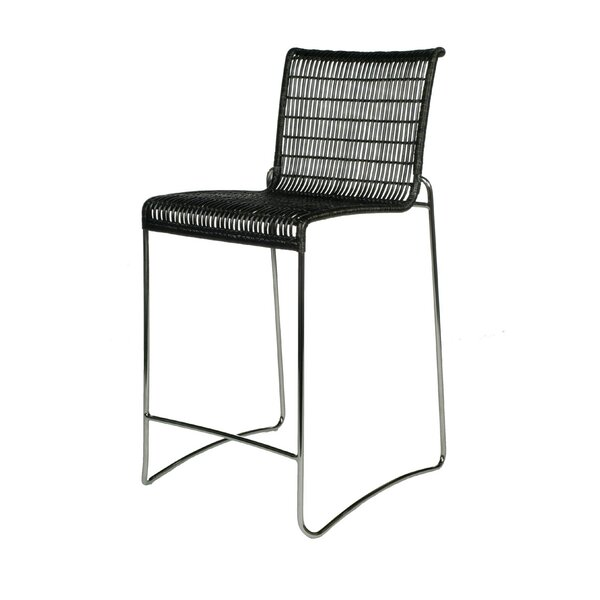 Zellig 29.5 Bar Stool by Indo Puri