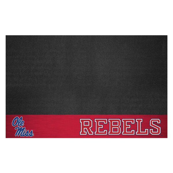 University of Mississippi Grill Mat by FANMATS