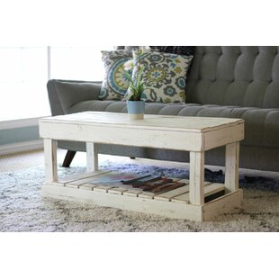 Merriman Slatted Bottom Coffee Table