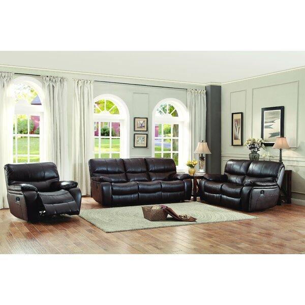 Lovitt Reclining Configurable Living Room Set by Latitude Run Latitude Run