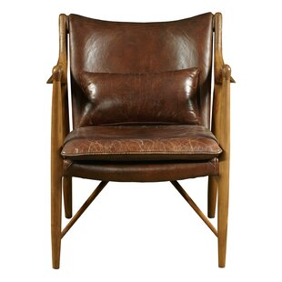 Harmony Leather Armchair Highway To Home
