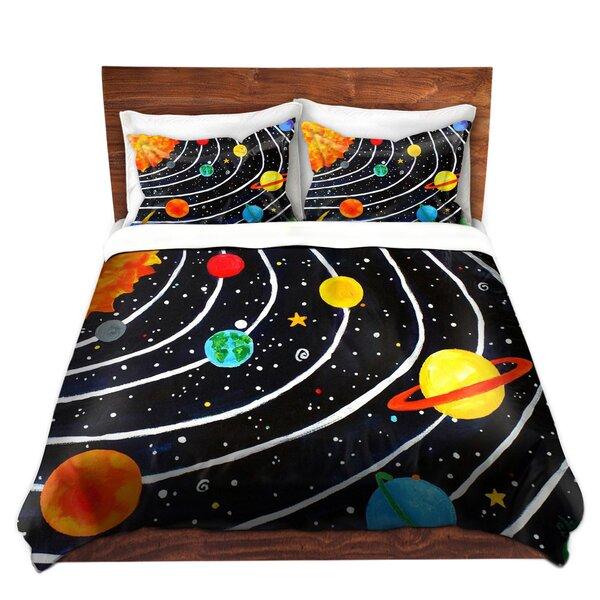 Solar System IV Duvet Cover Set
