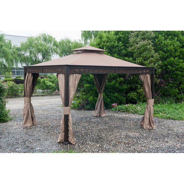 Replacement Canopy (Deluxe) for Sunscreen Softtop Gazebo by Sunjoy