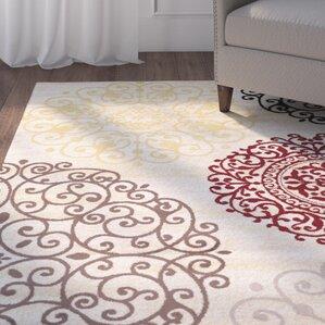 ingaret cream area rug