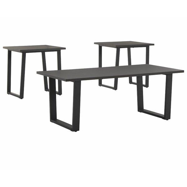 Olivia-Grace 2 Piece Coffee Table Set by Ebern Designs Ebern Designs