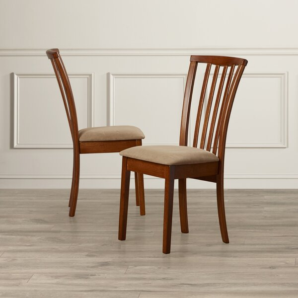 Peru Side Chair with Cushion (Set of 2) by Charlton Home
