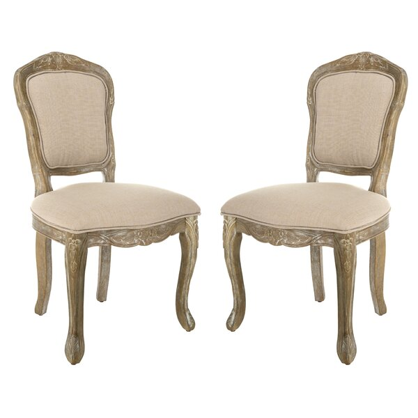 Ambroise Side Chair (Set Of 2) By One Allium Way Modern