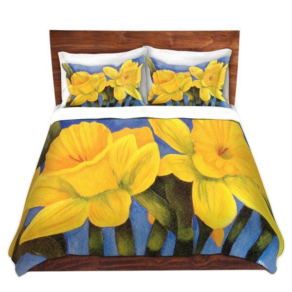 Daffodils Duvet Cover Set
