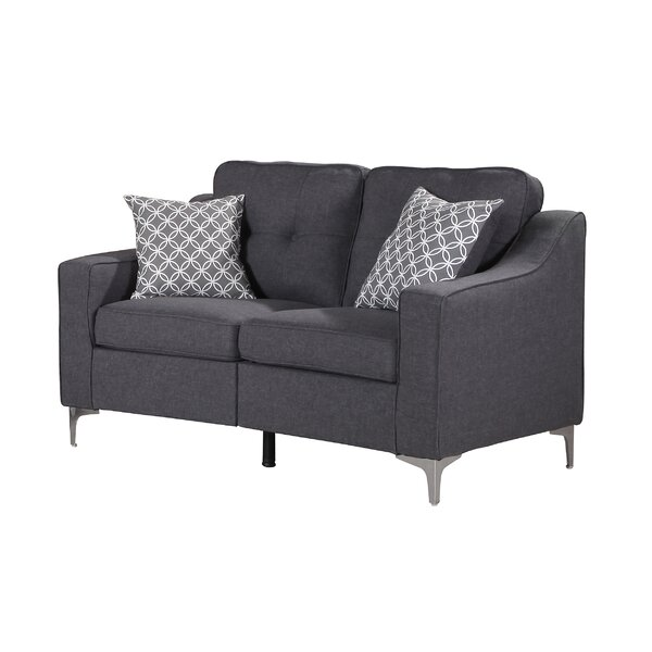 Lawncrest Loveseat by Latitude Run