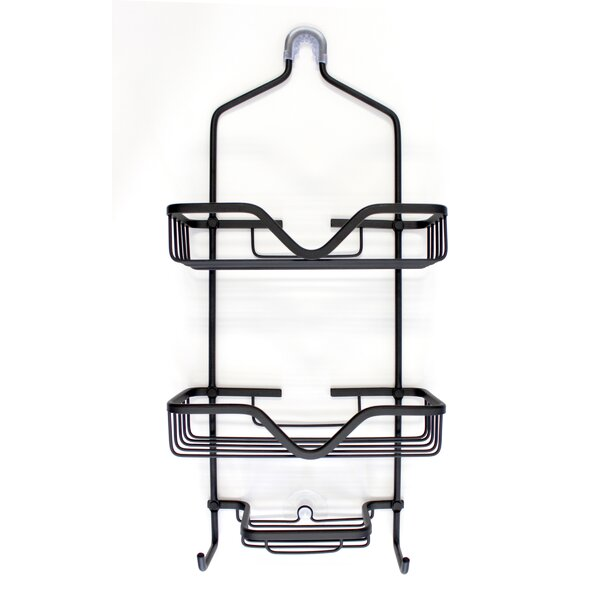 Vivian Shower Caddy by Rebrilliant
