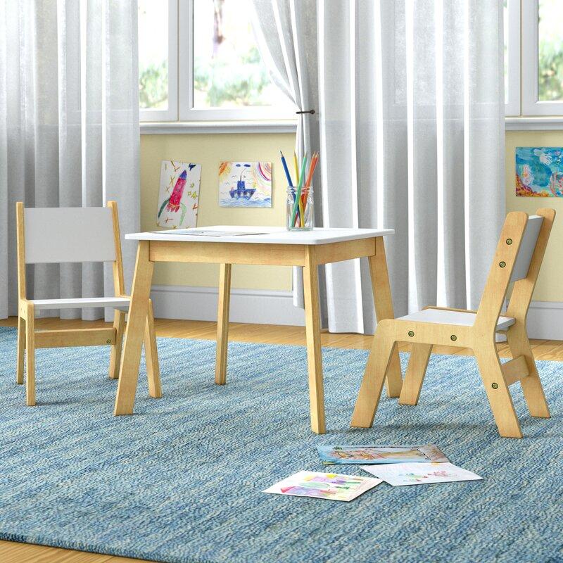 KidKraft Zeitgenössischer Tisch Mit 2 Stühlen