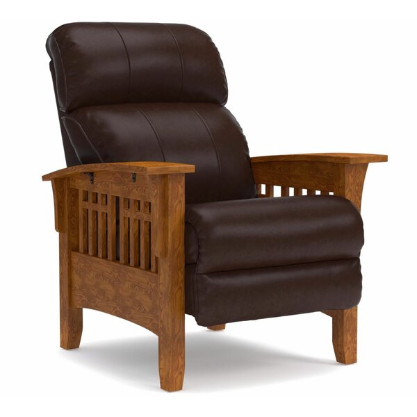 Eldorado Leather Manual Recliner by La-Z-Boy
