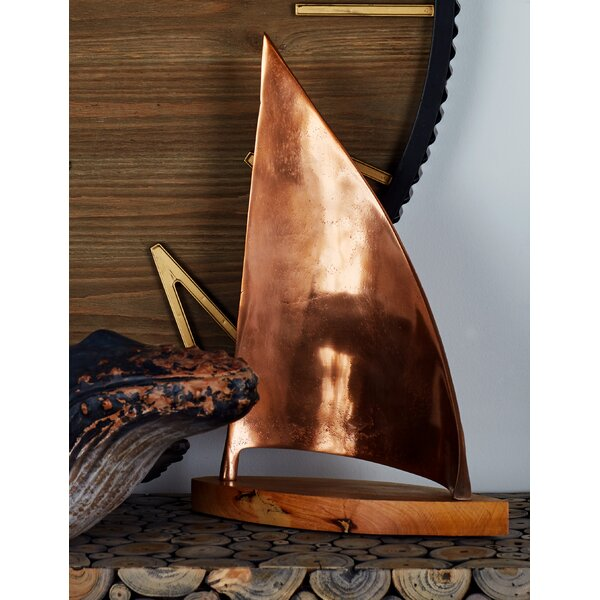 Decorative Sailboat by Cole & Grey