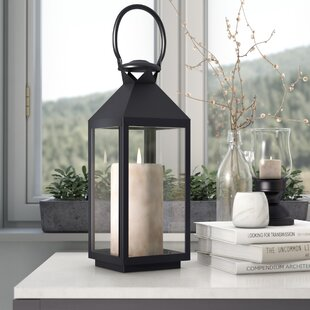 Metal Lantern By Red Barrel Studio Outdoor Lighting