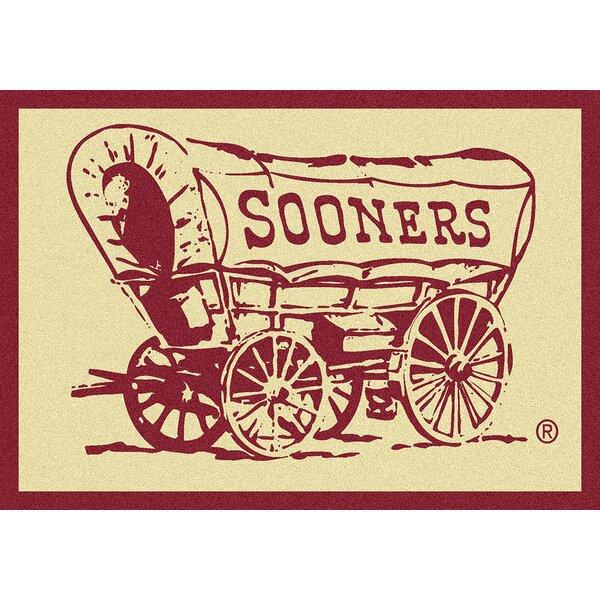 Collegiate University of Oklahoma Sooners Doormat by My Team by Milliken