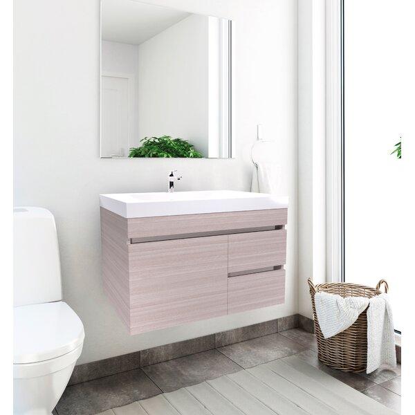 Byrns 31 Single Bathroom Vanity Set by Wrought Studio