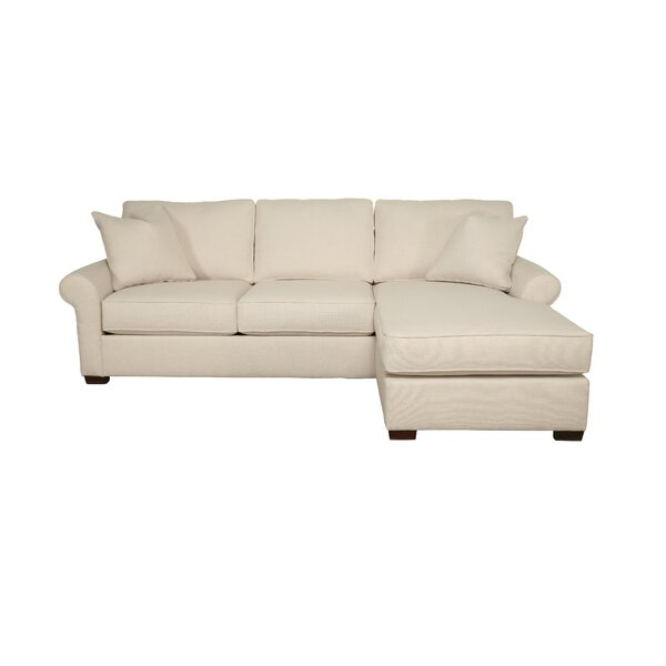 Grand Chaise Sectional by Bauhaus