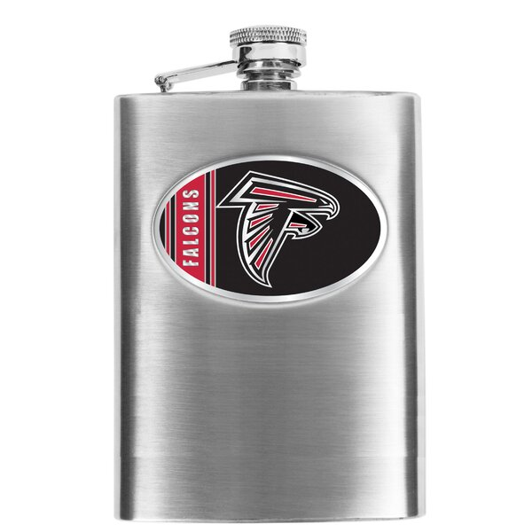 NFL Bar Basics Hip Flask by Simran