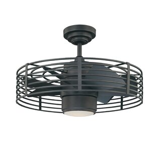 Industrial style ceiling fans youll love wayfair save aloadofball Images