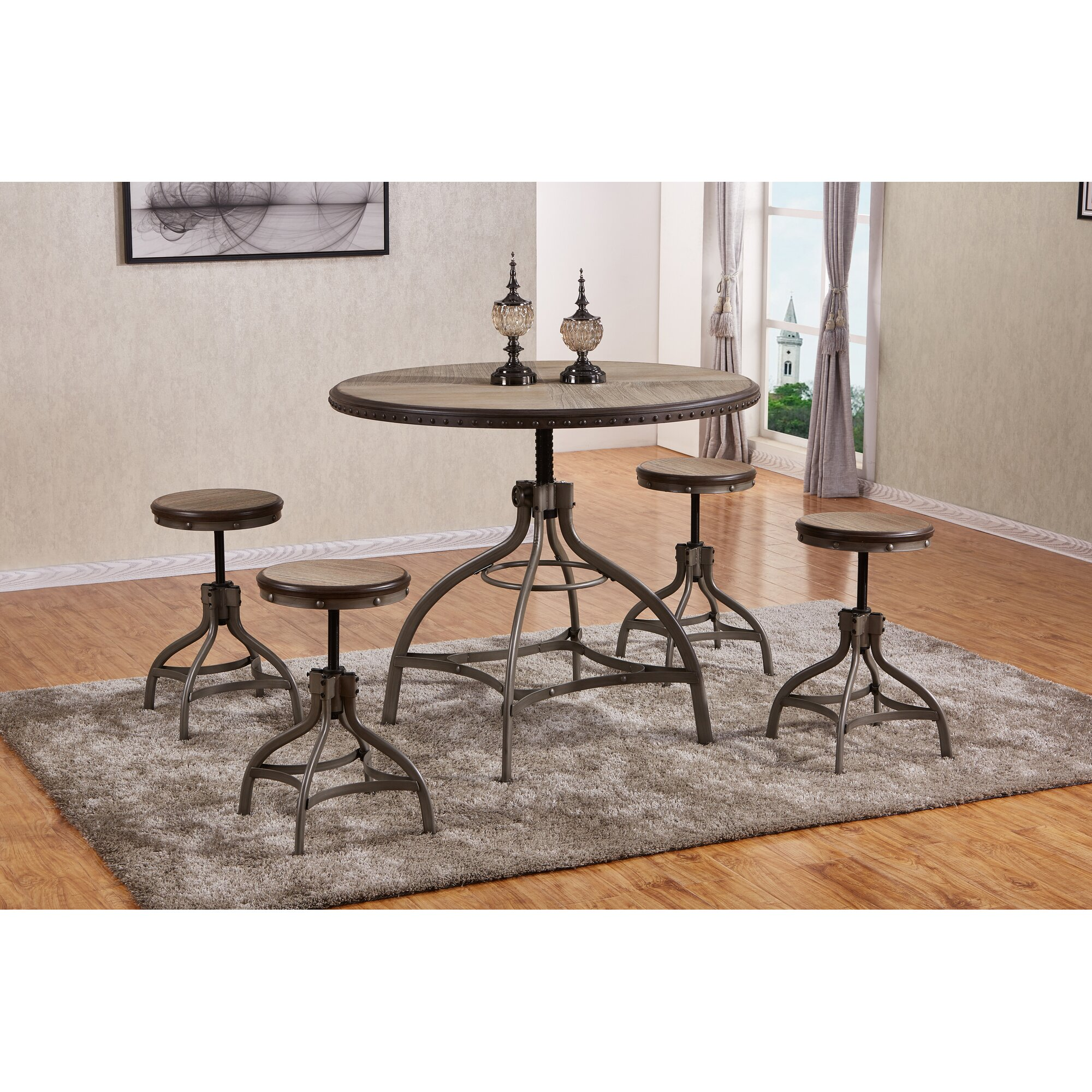 Best quality furniture adjustable bar stool reviews for Best quality furniture