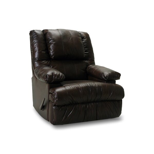 Osgood Manual Rocker Recliner by Darby Home Co
