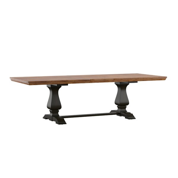 Burlwood Dining Table by Alcott Hill