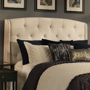 Peyton Upholstered Wingback Headboard and Bench by Republic Design House