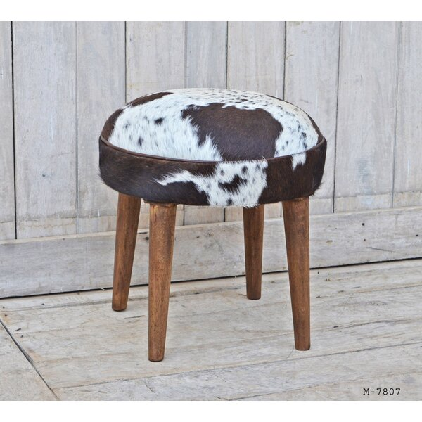 Stanek Accent Stool by Millwood Pines