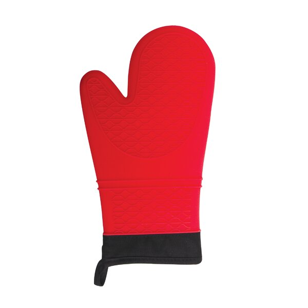 Cool Touch Silicone Oven Mitt (Set of 2) by MyCuisina