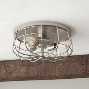 Bruges 3-Light Flush Mount