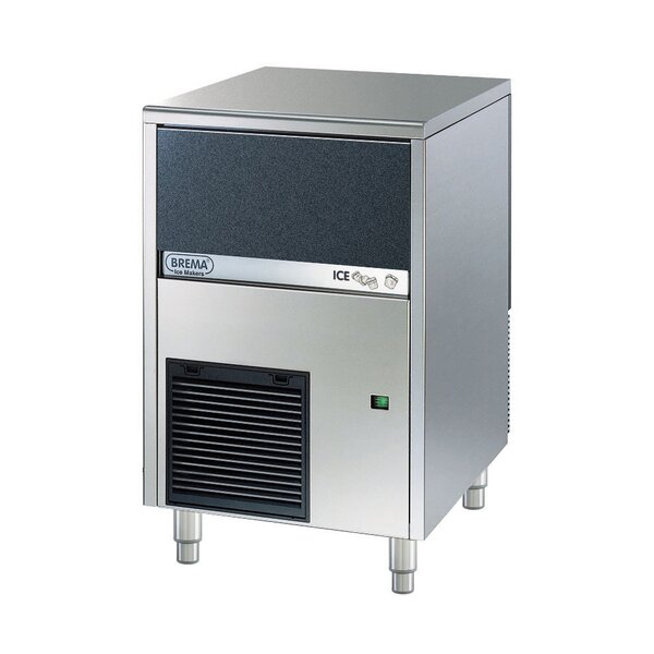 73 lb. Daily Production Freestanding Ice Maker by Brema