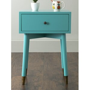 Blubaugh End Table With Storage� by Mercury Row