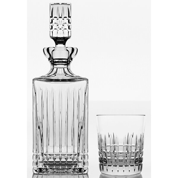 Kehl 5 Piece Whiskey Decanter Set by Darby Home Co