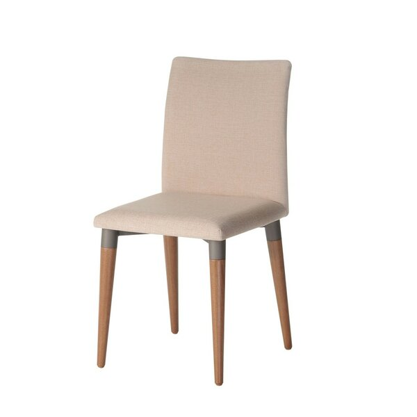 Tasker Upholstered Dining Chair by Union Rustic