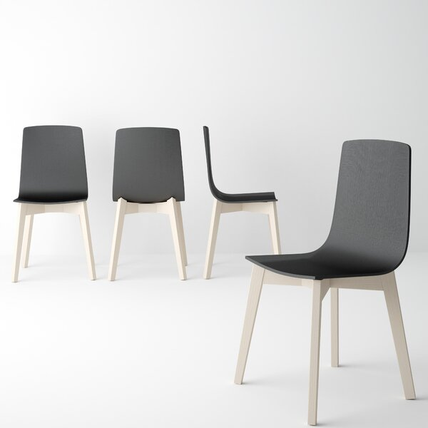 Almondsbury Solid Wood Dining Chair (Set of 2) by Brayden Studio