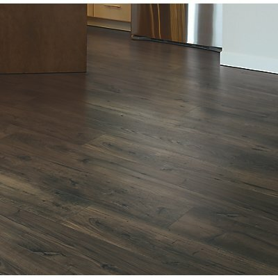 Rugged Vision 7.5 x 54.34 x 11.93mm Chestnut Laminate Flooring in Brown by Mohawk Flooring