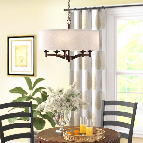 Harlan 5-Light Chandelier by Three Posts